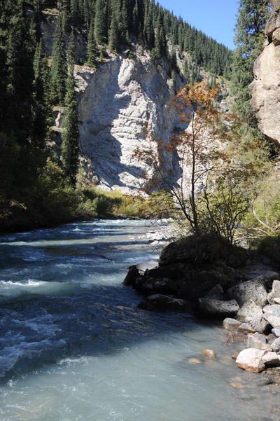 Arashan river