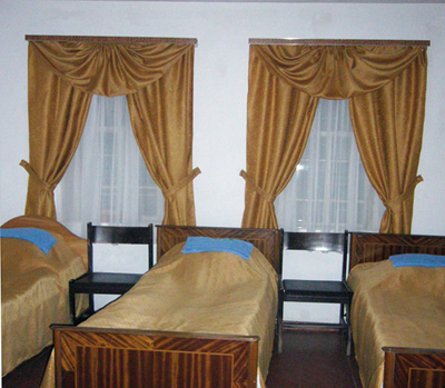 Rooms, accommodation in Karakol, Kyrgyzstan