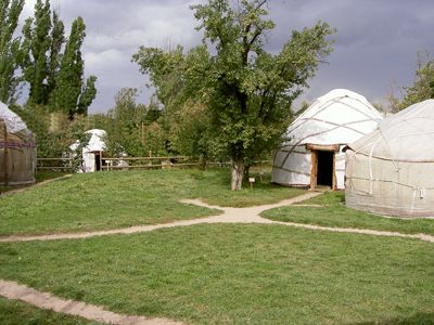 Yurt Camp Turkestan, Karakol